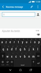 HTC Desire 510 - Contact, Appels, SMS/MMS - Envoyer un MMS - Étape 6