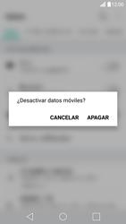 LG G5 - Internet - Activar o desactivar la conexión de datos - Paso 5