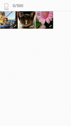 Samsung Galaxy S7 - Photos, vidéos, musique - Envoyer une photo via Bluetooth - Étape 9