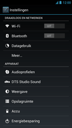 Acer Liquid S1 - Internet - Handmatig instellen - Stap 4