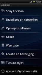 Sony Ericsson Xperia Neo V - Netwerk - gebruik in het buitenland - Stap 6