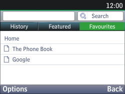 Nokia Asha 201 - Internet - Internet browsing - Step 13