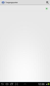 Samsung P3100 Galaxy Tab 2 7-0 - Internet - Handmatig instellen - Stap 14
