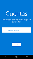 Microsoft Lumia 950 - E-mail - Configurar Outlook.com - Paso 5
