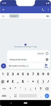 Google Pixel 3XL - MMS - Sending a picture message - Step 9