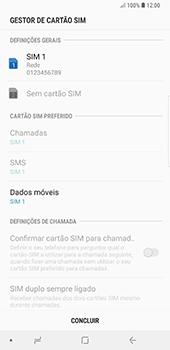 Samsung Galaxy Note 8 - Android Oreo - Primeiros passos - Como ligar o telemóvel pela primeira vez -  23