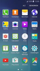 Samsung J500F Galaxy J5 - Voicemail - Handmatig instellen - Stap 3