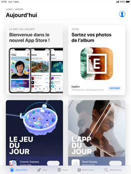 Apple iPad mini 4 iOS 12 - Applications - Télécharger des applications - Étape 5