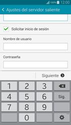 Samsung G850F Galaxy Alpha - E-mail - Configurar correo electrónico - Paso 13
