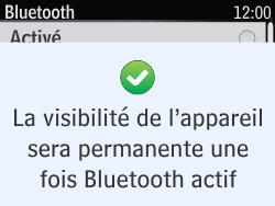 Nokia Asha 210 - Bluetooth - Jumeler avec un appareil - Étape 9