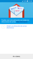 Samsung Galaxy J5 - E-mail - Configurar Gmail - Paso 5