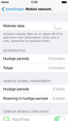 Apple iPhone 5s - Internet - handmatig instellen - Stap 4