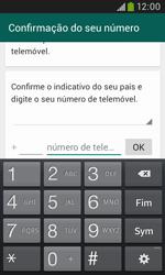 Samsung Galaxy Grand Neo - Aplicações - Como configurar o WhatsApp -  6
