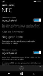 Microsoft Lumia 640 (Type RM-1072) - NFC - NFC activeren - Stap 7
