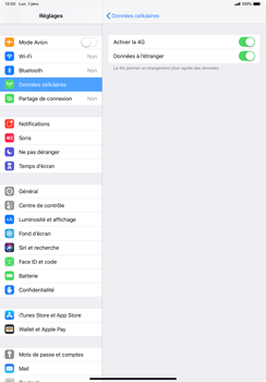 Apple iPad Pro 11 (2018) - Internet - Utilisation à l