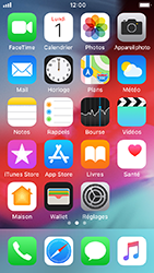 Apple iPhone SE - iOS 12 - Troubleshooter - Affichage - Étape 1