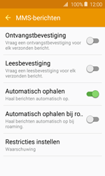 Samsung Galaxy J1 (2016) - MMS - probleem met ontvangen - Stap 8