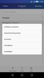 Huawei Y6 - Contactgegevens overzetten - delen via Bluetooth - Stap 4