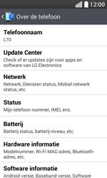 LG Optimus L70 (LG-D320n) - Software updaten - Update installeren - Stap 6