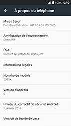 Alcatel Shine Lite - Réseau - Installation de mises à jour - Étape 6