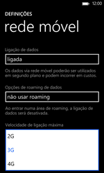 Nokia Lumia 625 - Internet no telemóvel - Como ativar 4G -  6