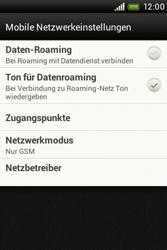 HTC Desire C - Internet - Internetverbindung - Manuelle Einstellung - Schritt 6