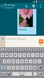 Samsung G900F Galaxy S5 - Mensajería - Escribir y enviar un mensaje multimedia - Paso 20