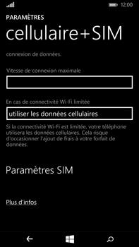 Microsoft Lumia 640 XL - Internet - Configuration manuelle - Étape 6