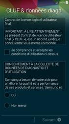 Samsung Galaxy Alpha - Premiers pas - Créer un compte - Étape 4