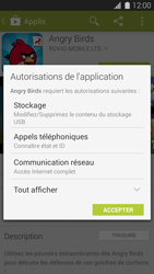 Samsung Galaxy S5 - Applications - Télécharger une application - Étape 18