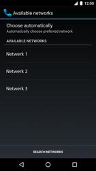 Fairphone Fairphone 2 (2017) - Netwerk selecteren - Handmatig een netwerk selecteren - Stap 9