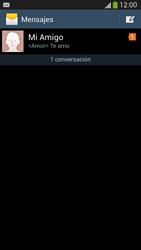Samsung Galaxy S4 - Mensajería - Escribir y enviar un mensaje multimedia - Paso 4