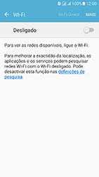 Samsung Galaxy J5 (2016) DualSim (J510) - Wi-Fi - Ligar a uma rede Wi-Fi -  5