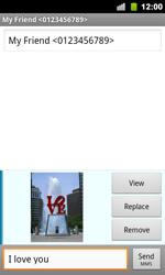 Google Nexus S - Mms - Sending a picture message - Step 8