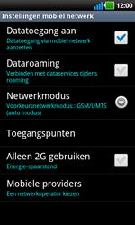 LG P970 Optimus Black - Buitenland - Bellen, sms en internet - Stap 7