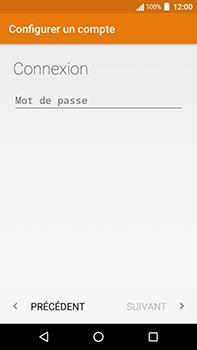 Acer Liquid Zest 4G Plus - E-mail - Configuration manuelle (yahoo) - Étape 7