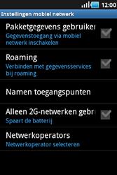 Samsung S5830 Galaxy Ace - Internet - aan- of uitzetten - Stap 6