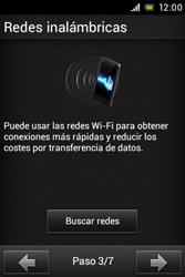 Sony Xperia E - Primeros pasos - Activar el equipo - Paso 5