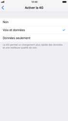 Apple iPhone 6 - iOS 12 - Réseau - Activer 4G/LTE - Étape 7