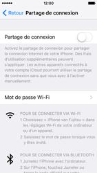 Apple iPhone SE - Internet et connexion - Utiliser le mode modem par USB - Étape 6