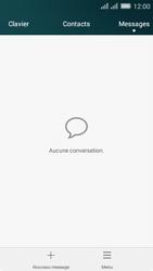 Huawei Y635 Dual SIM - SMS - Configuration manuelle - Étape 3