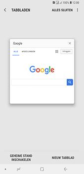 Samsung Galaxy A9 - Internet - hoe te internetten - Stap 19