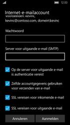 Acer Liquid M330 - E-mail - Handmatig instellen - Stap 15