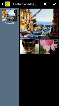 Samsung Galaxy Note 3 - Mensajería - Escribir y enviar un mensaje multimedia - Paso 19