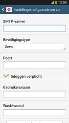 Samsung C105 Galaxy S IV Zoom LTE - E-mail - e-mail instellen: IMAP (aanbevolen) - Stap 11