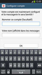 Samsung I9195 Galaxy S IV Mini LTE - E-mail - Configuration manuelle - Étape 16
