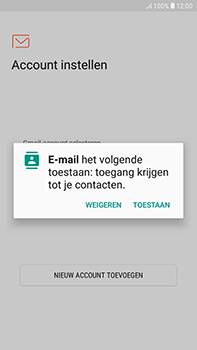 Samsung Galaxy J4 - E-mail - handmatig instellen (yahoo) - Stap 5