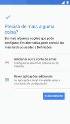 Nokia 5 - Primeiros passos - Como ligar o telemóvel pela primeira vez -  12