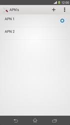 Sony D2303 Xperia M2 - MMS - handmatig instellen - Stap 16