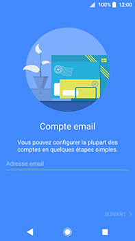 Sony Xperia XA2 Ultra - E-mail - Configuration manuelle (outlook) - Étape 6